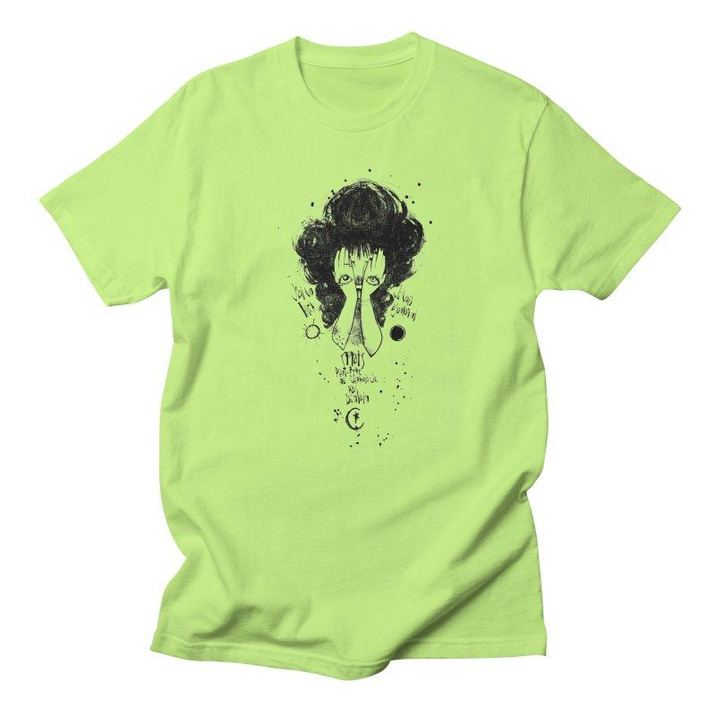 Demain Women's Unisex T-Shirt by ilustramar's Artist Shop