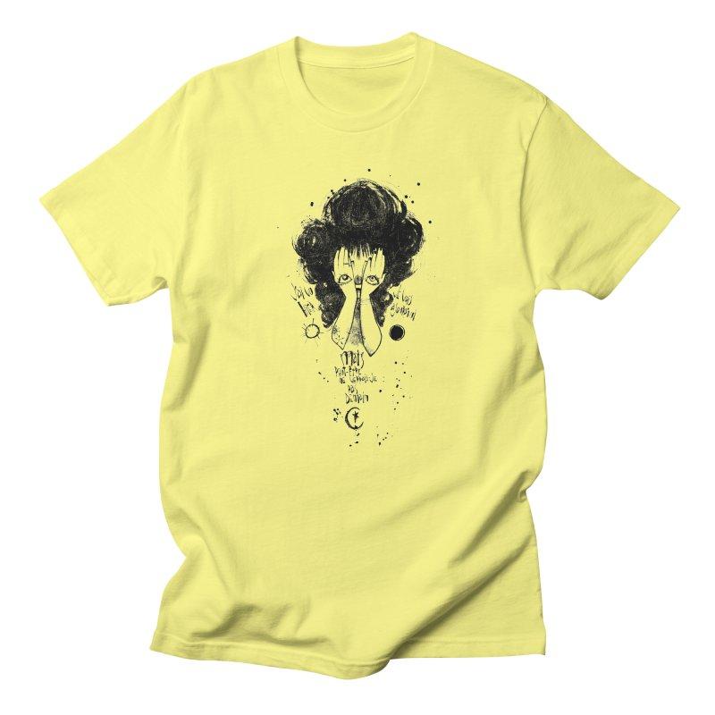 Demain Men's Regular T-Shirt by ilustramar's Artist Shop