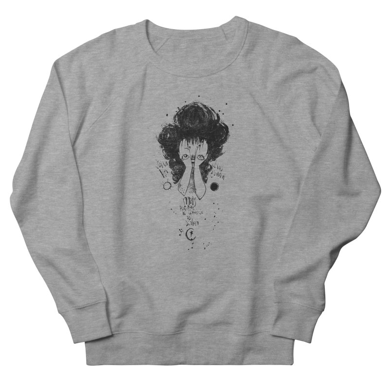 Demain Men's Sweatshirt by ilustramar's Artist Shop