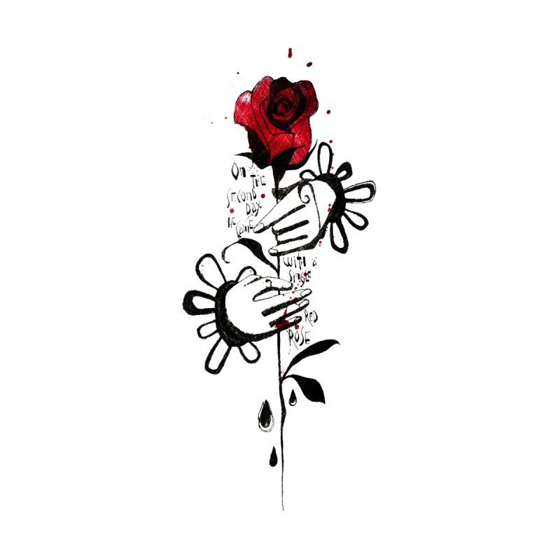 Wild Rose by ilustramar's Artist Shop