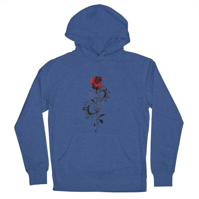 Wild Rose Women's Pullover Hoody by ilustramar's Artist Shop