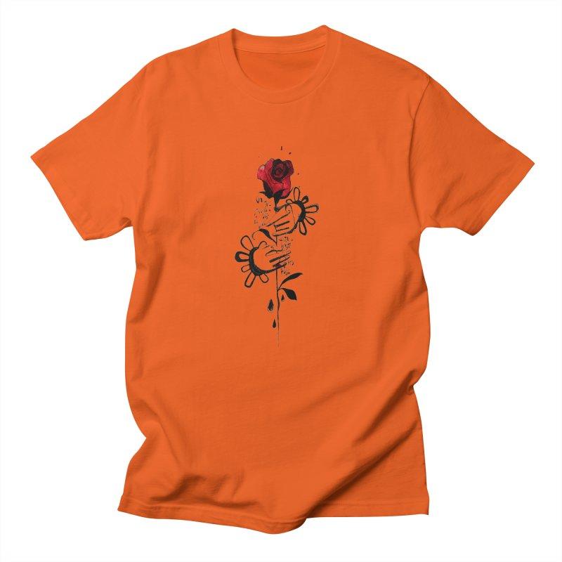 Wild Rose Women's Unisex T-Shirt by ilustramar's Artist Shop