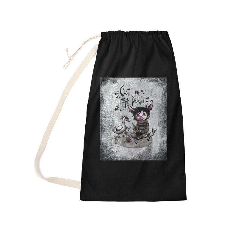 Fête privée Accessories Bag by ilustramar's Artist Shop