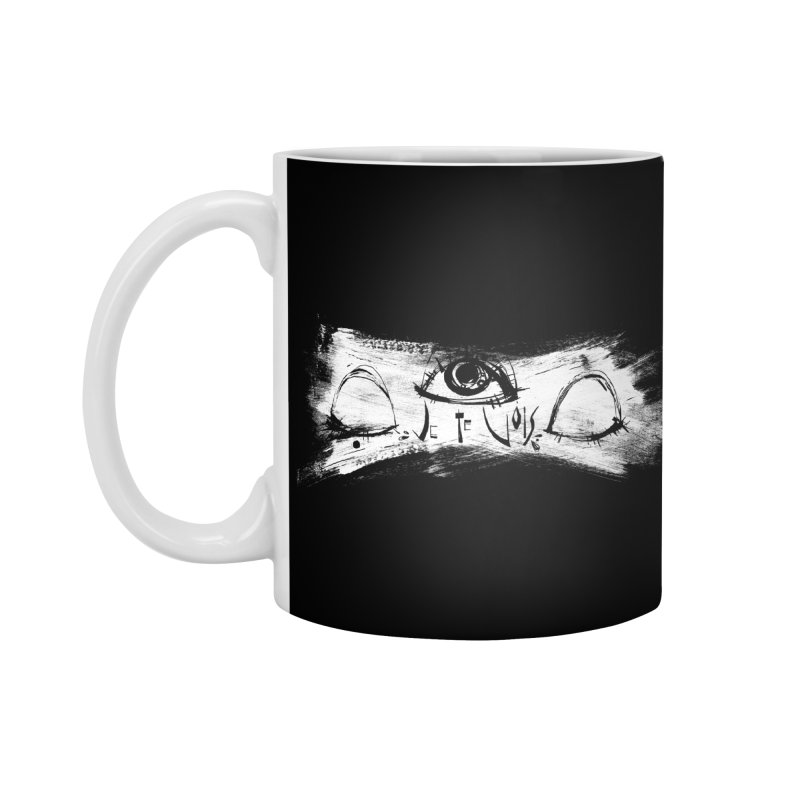 Vois Accessories Mug by ilustramar's Artist Shop