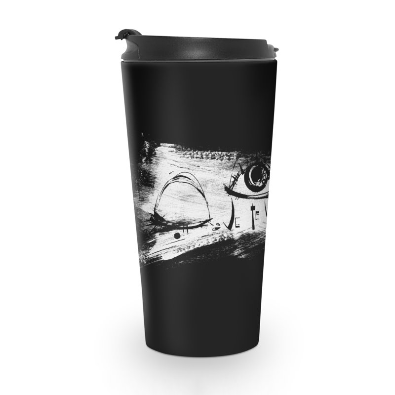 Vois Accessories Travel Mug by ilustramar's Artist Shop