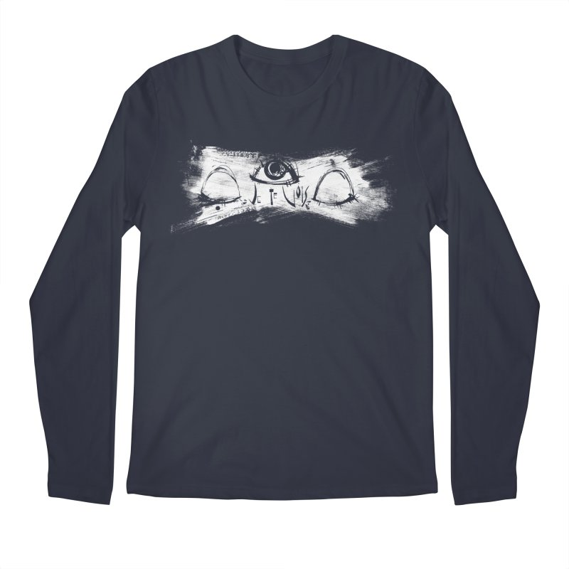 Vois Men's Regular Longsleeve T-Shirt by ilustramar's Artist Shop