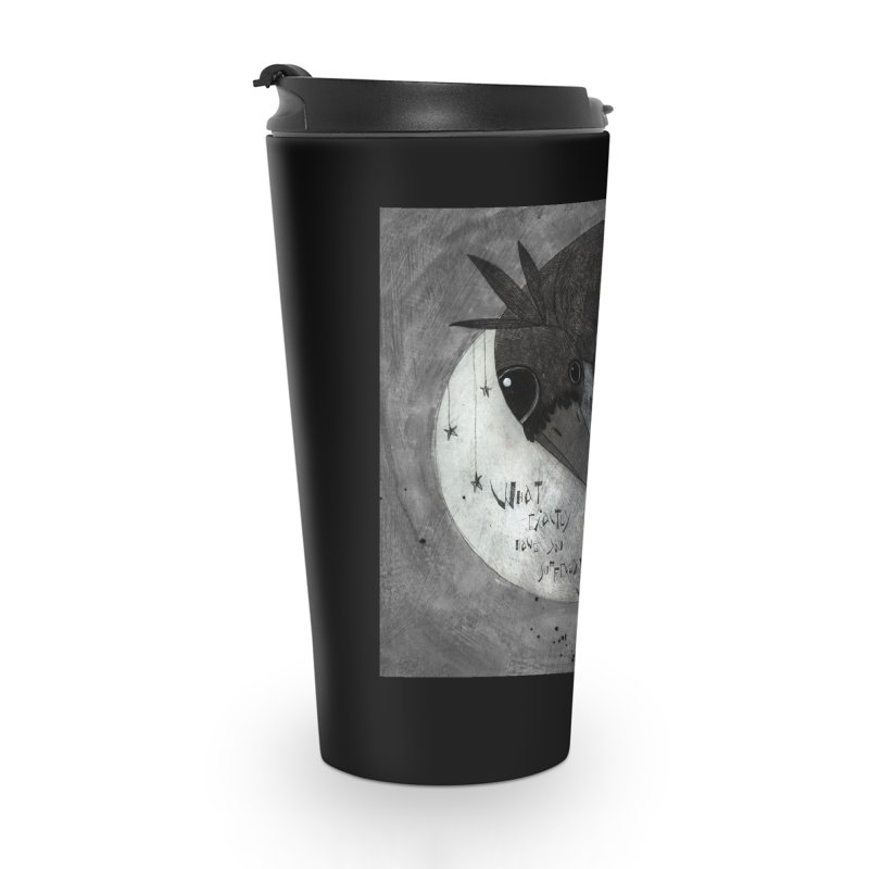 Strange news from another star Accessories Travel Mug by ilustramar's Artist Shop