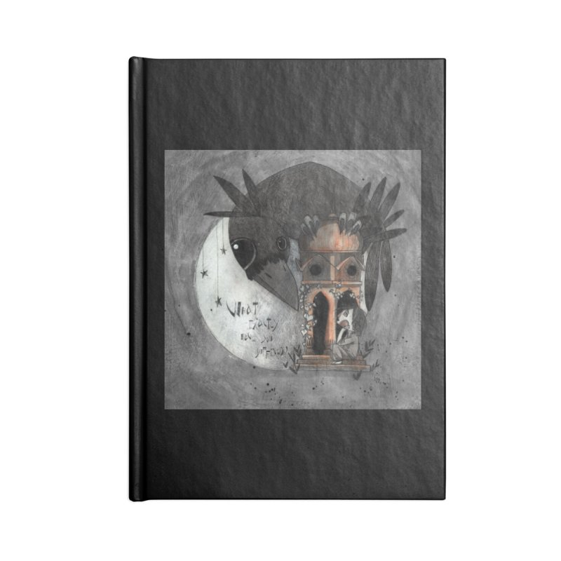 Strange news from another star Accessories Notebook by ilustramar's Artist Shop