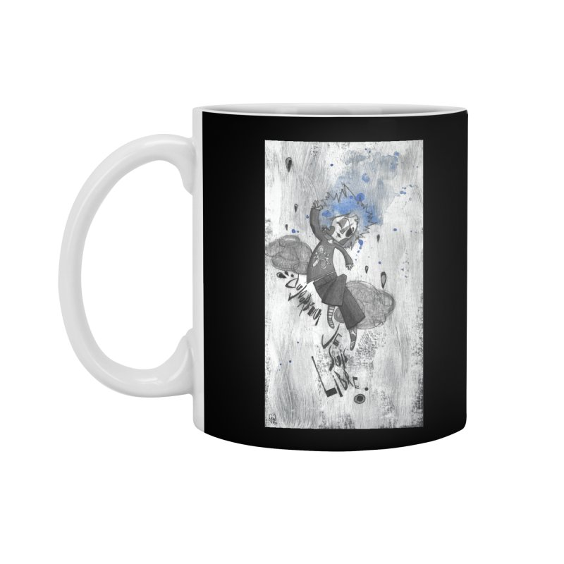 Libre Accessories Standard Mug by ilustramar's Artist Shop