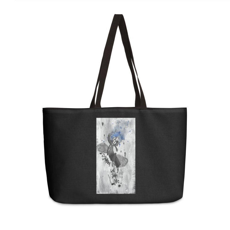 Libre Accessories Weekender Bag Bag by ilustramar's Artist Shop