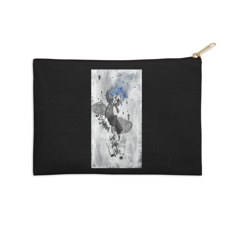 Libre Accessories Zip Pouch by ilustramar's Artist Shop