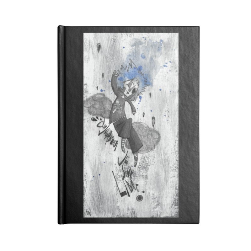 Libre Accessories Notebook by ilustramar's Artist Shop