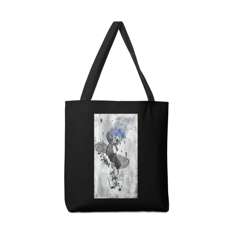 Libre Accessories Tote Bag Bag by ilustramar's Artist Shop