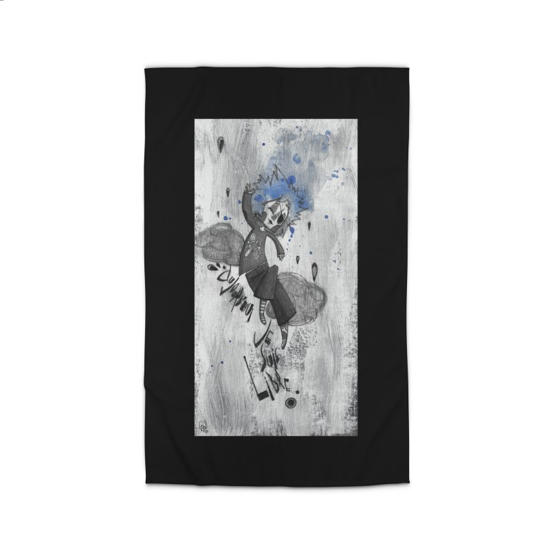 Libre Home Rug by ilustramar's Artist Shop