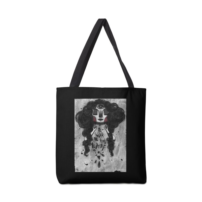 Heureuse Accessories Tote Bag Bag by ilustramar's Artist Shop