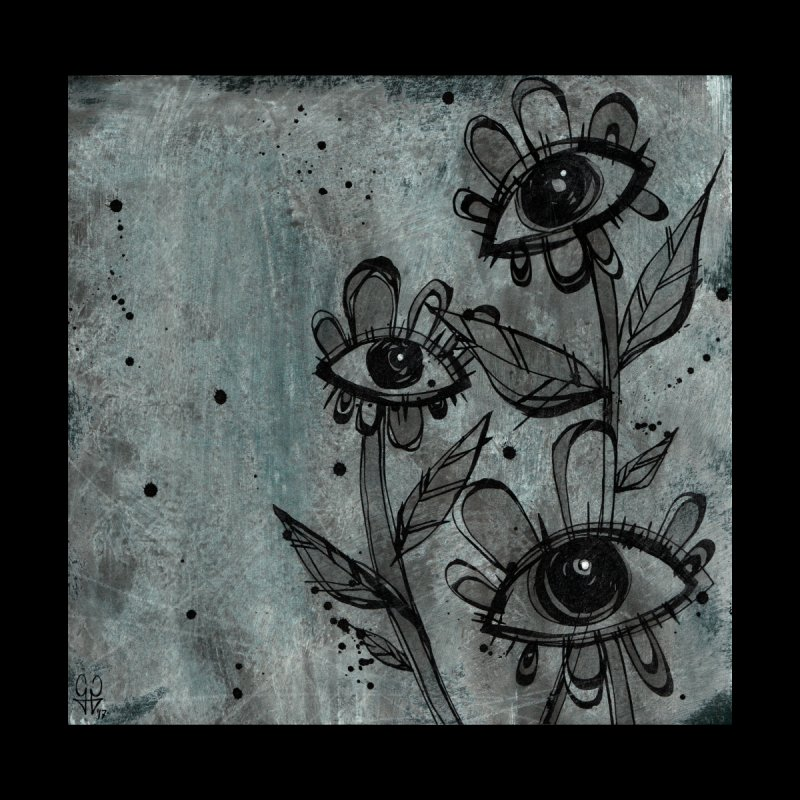 Flowers by ilustramar's Artist Shop
