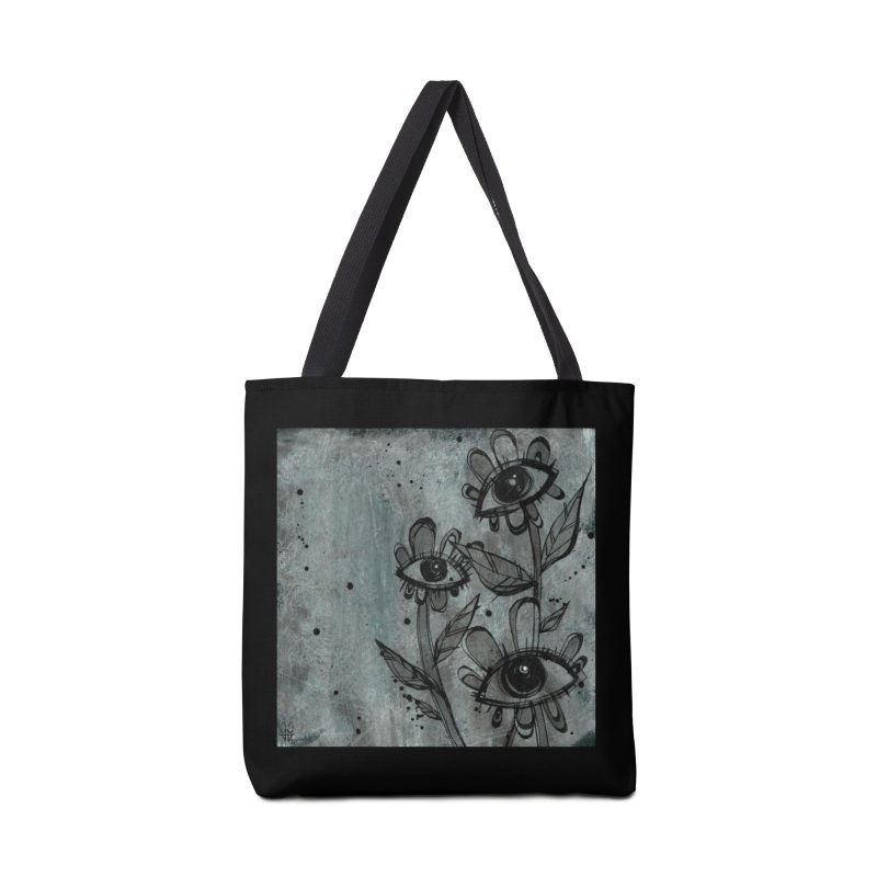 Flowers Accessories Tote Bag Bag by ilustramar's Artist Shop