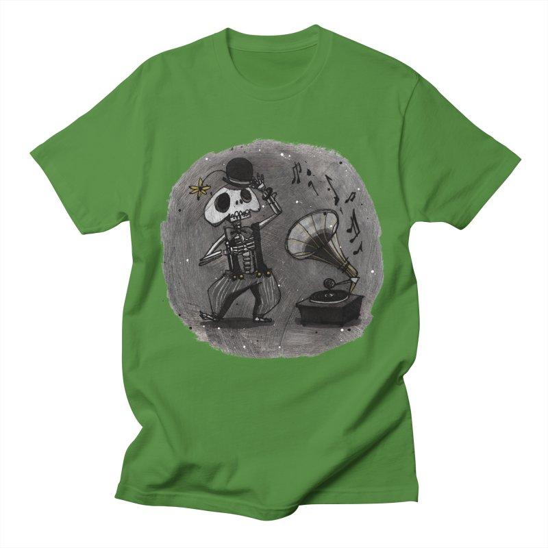 Dance! Men's T-Shirt by ilustramar's Artist Shop
