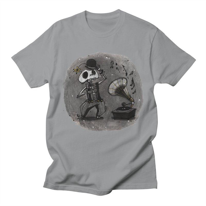 Dance! Women's Regular Unisex T-Shirt by ilustramar's Artist Shop