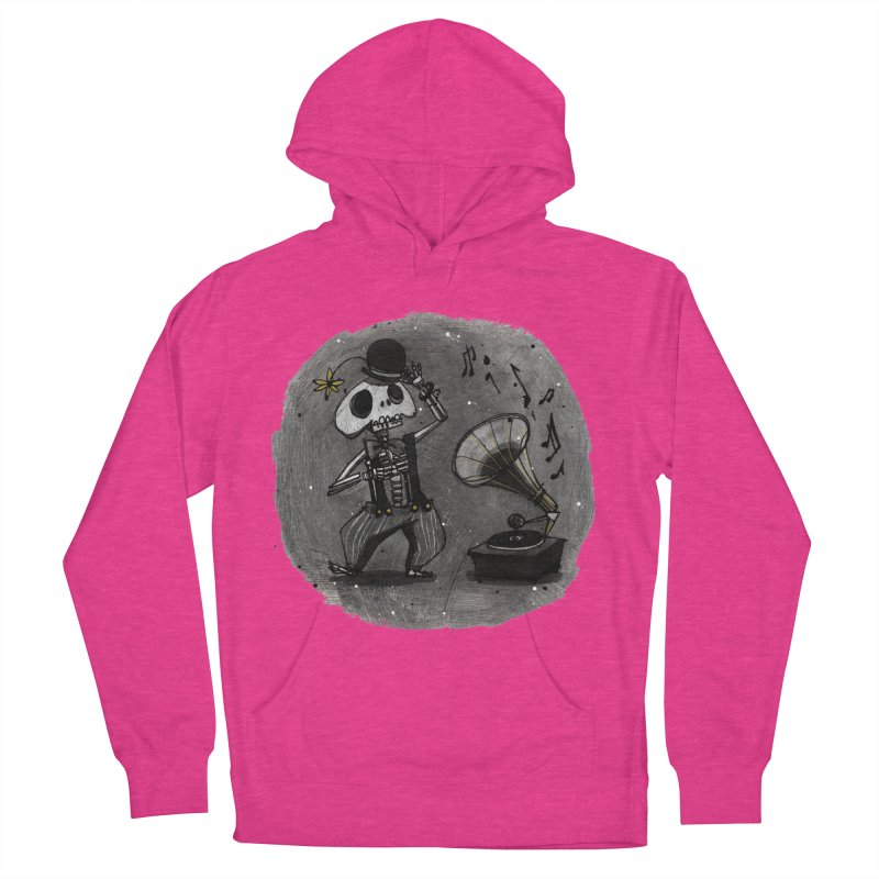Dance! Women's Pullover Hoody by ilustramar's Artist Shop