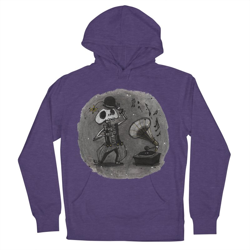 Dance! Men's Pullover Hoody by ilustramar's Artist Shop