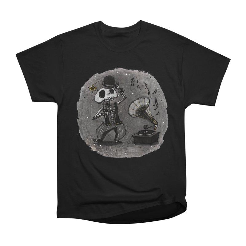 Dance! Men's Classic T-Shirt by ilustramar's Artist Shop