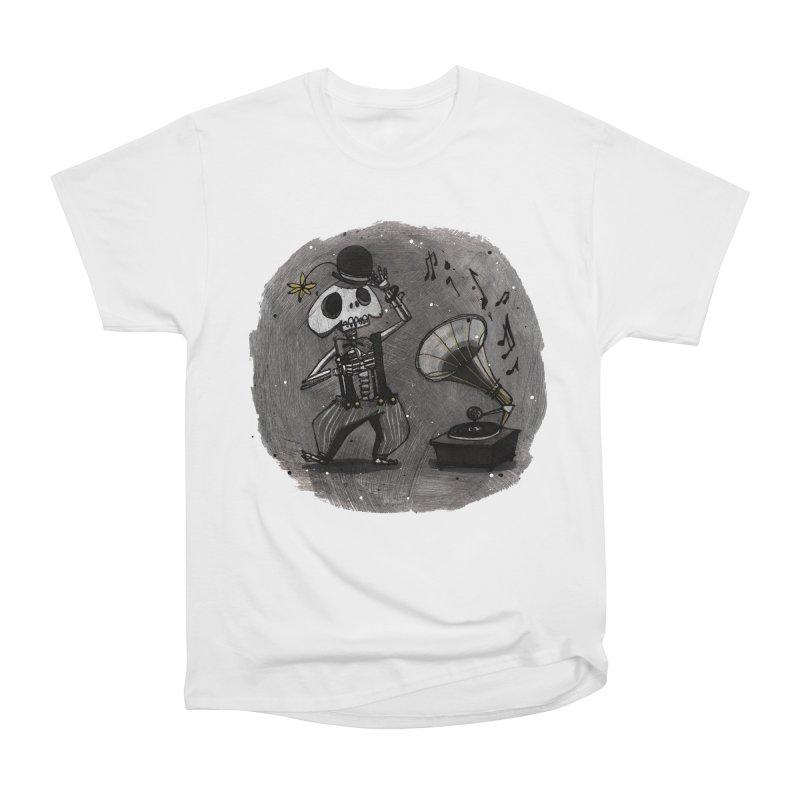 Dance! Women's Heavyweight Unisex T-Shirt by ilustramar's Artist Shop