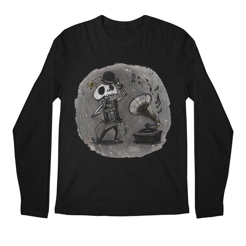 Dance! Men's Regular Longsleeve T-Shirt by ilustramar's Artist Shop