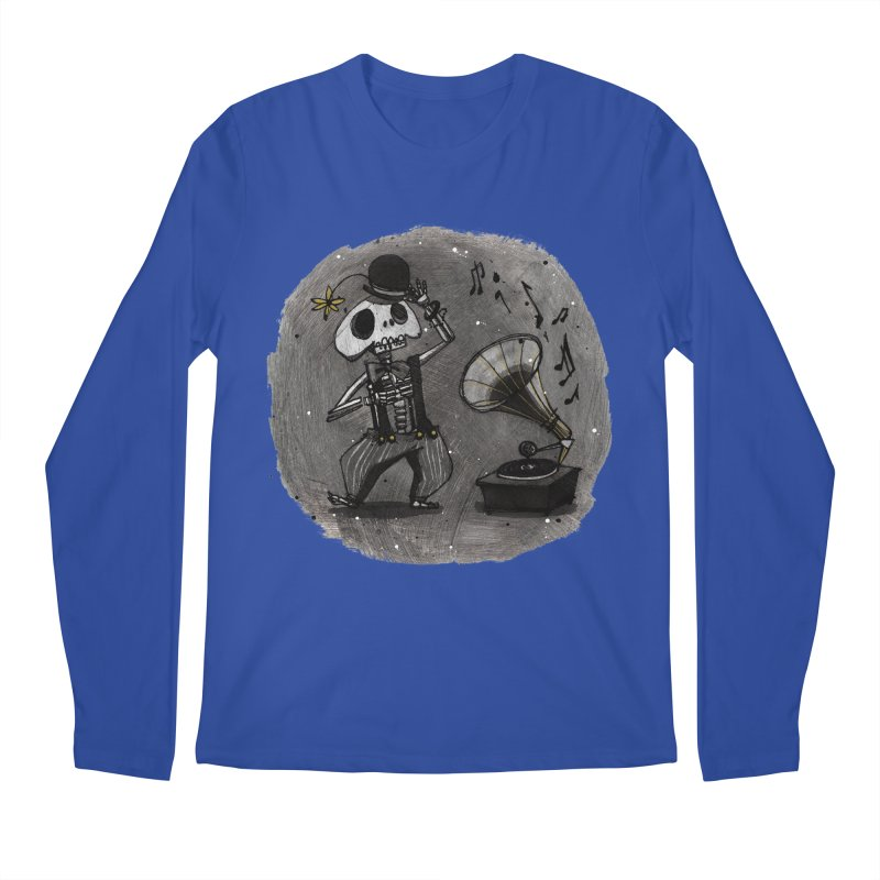 Dance! Men's Longsleeve T-Shirt by ilustramar's Artist Shop