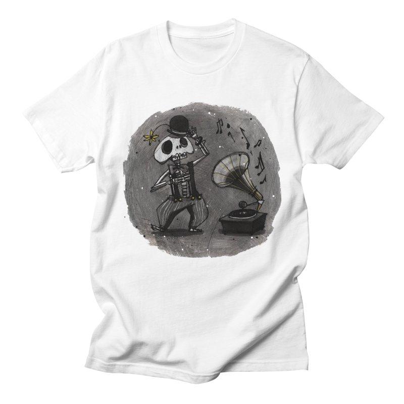 Dance! Women's Unisex T-Shirt by ilustramar's Artist Shop
