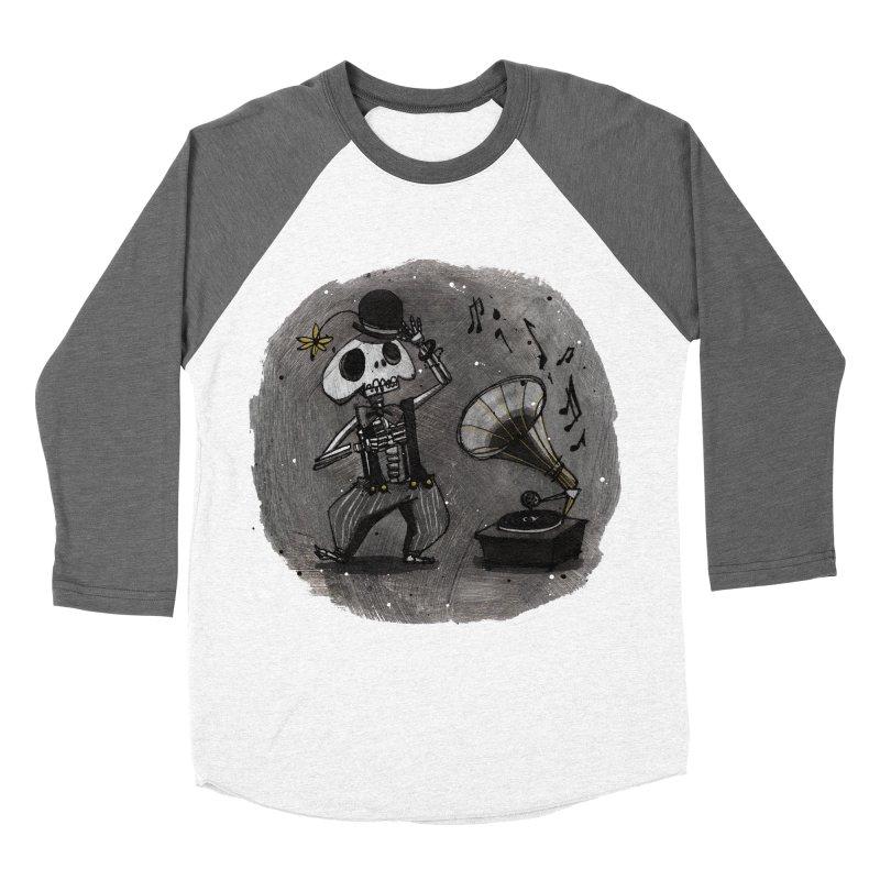 Dance! Women's Baseball Triblend Longsleeve T-Shirt by ilustramar's Artist Shop
