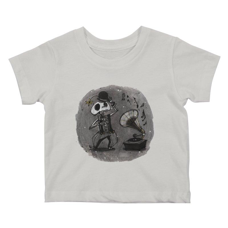Dance! Kids Baby T-Shirt by ilustramar's Artist Shop