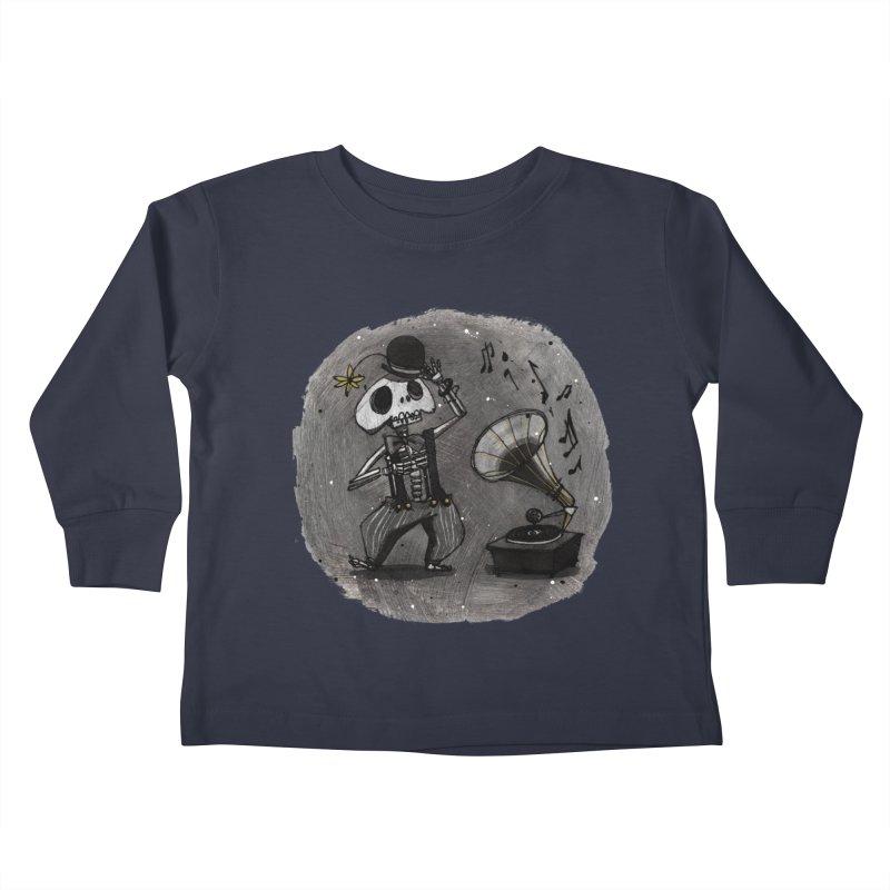 Dance! Kids Toddler Longsleeve T-Shirt by ilustramar's Artist Shop