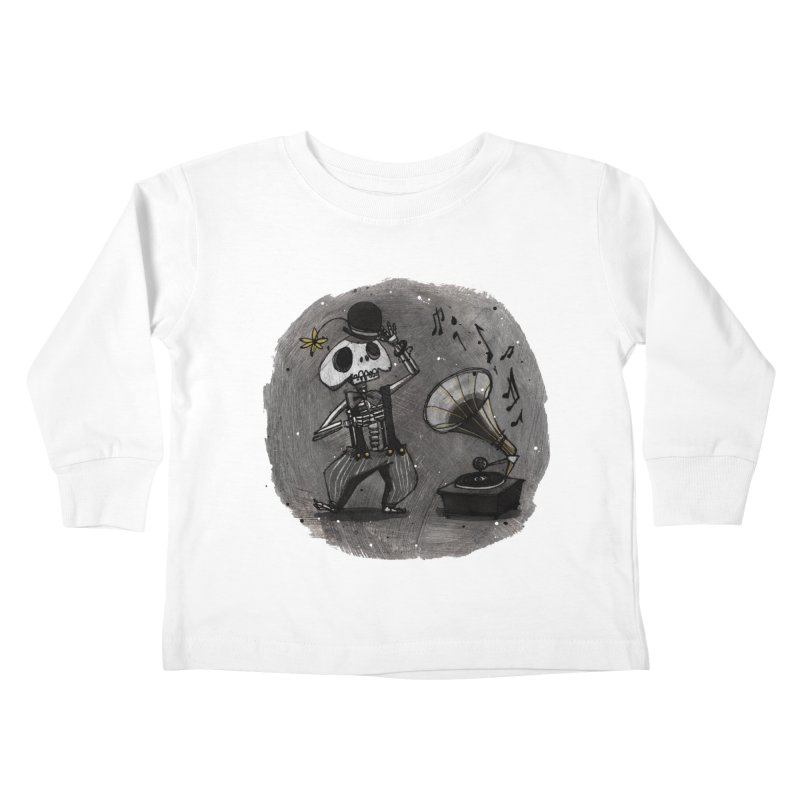 Dance! Kids Toddler Longsleeve T-Shirt by ilustramar's Artist Shop