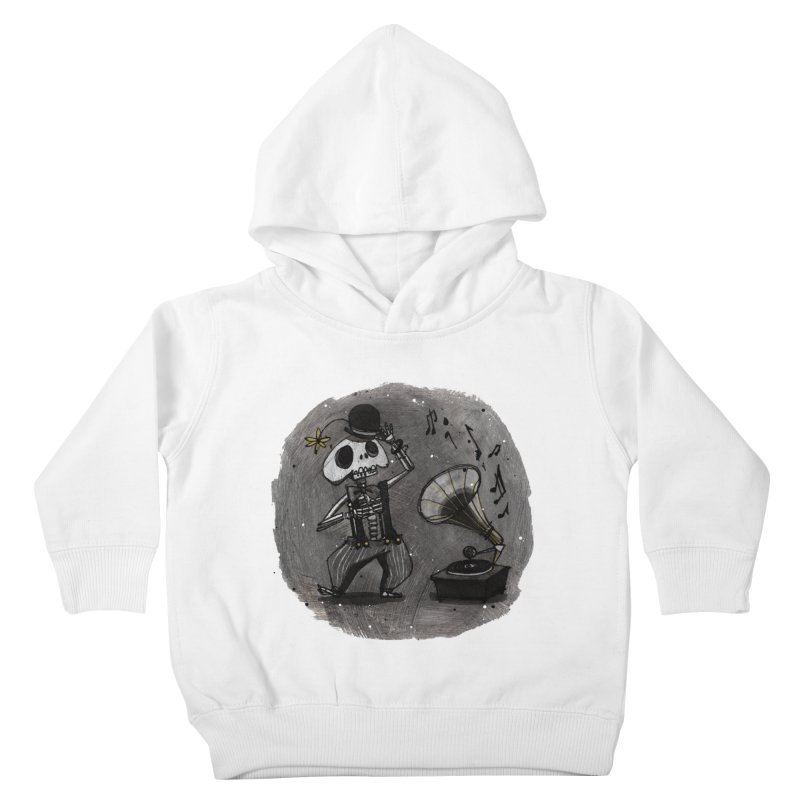 Dance! Kids Toddler Pullover Hoody by ilustramar's Artist Shop