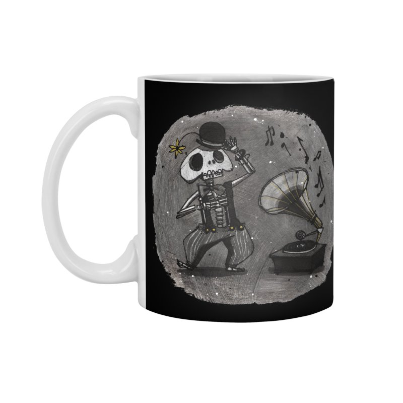 Dance! Accessories Standard Mug by ilustramar's Artist Shop