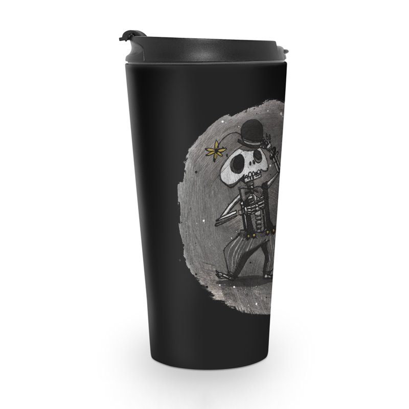 Dance! Accessories Travel Mug by ilustramar's Artist Shop