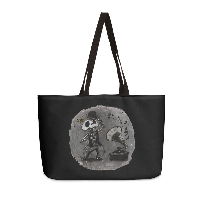 Dance! Accessories Weekender Bag Bag by ilustramar's Artist Shop