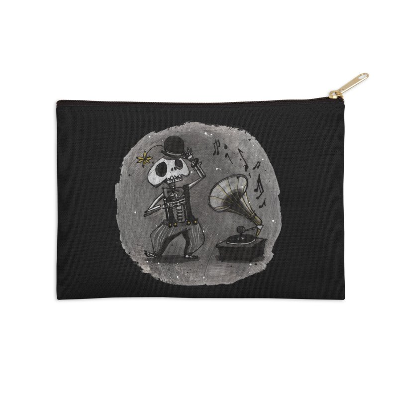 Dance! Accessories Zip Pouch by ilustramar's Artist Shop