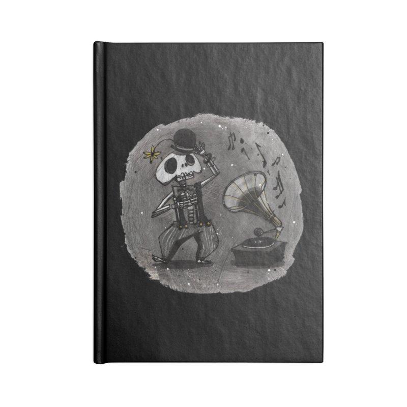 Dance! Accessories Notebook by ilustramar's Artist Shop
