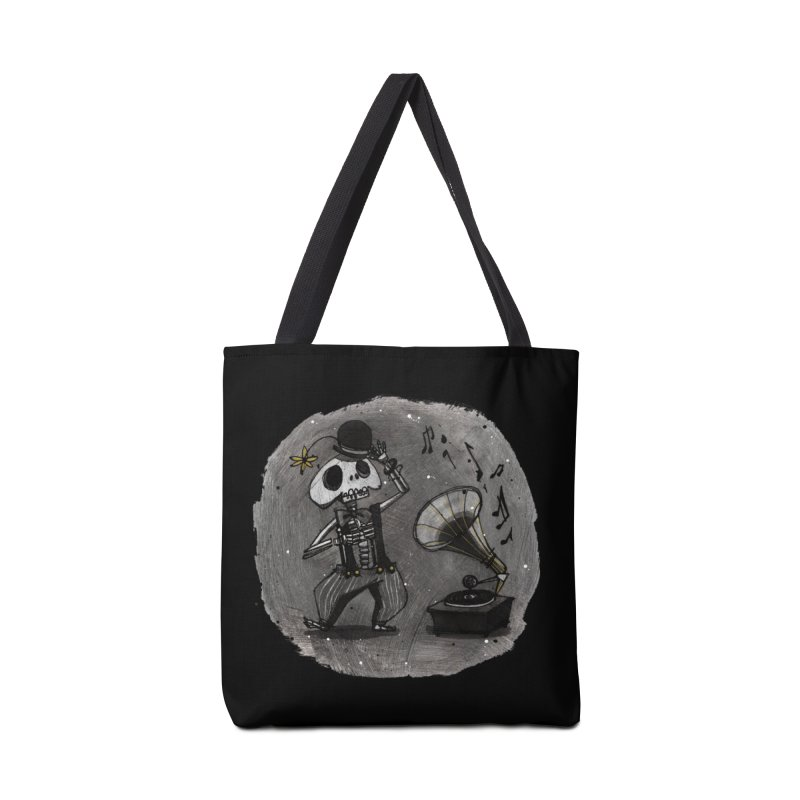 Dance! Accessories Tote Bag Bag by ilustramar's Artist Shop