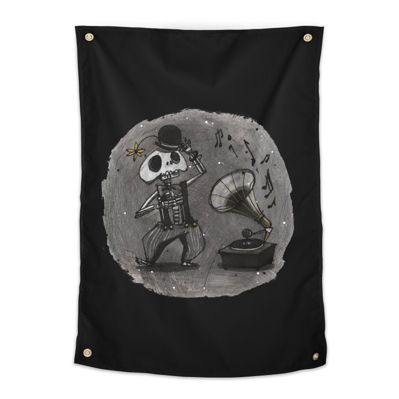 Dance! Home Tapestry by ilustramar's Artist Shop