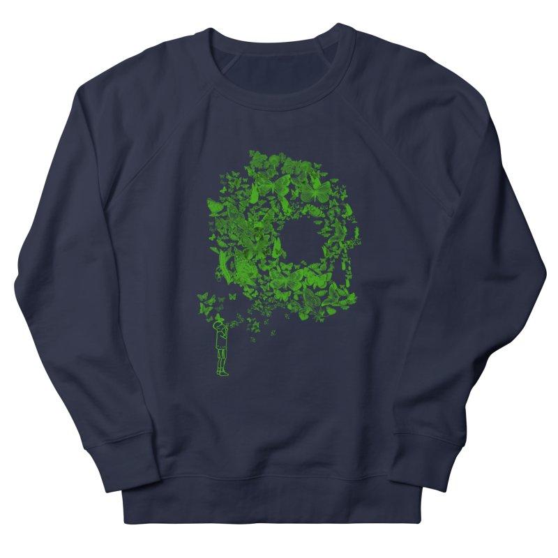 SKULL BUTTERFLY Men's Sweatshirt by ilustramurilo's Artist Shop