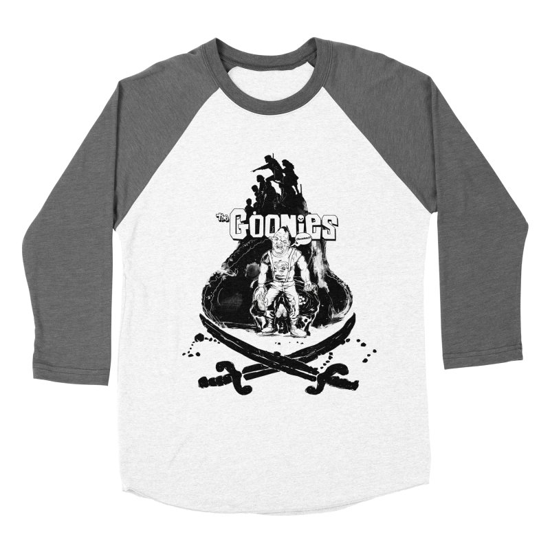 The Goonies! Women's Baseball Triblend T-Shirt by ilustramurilo's Artist Shop