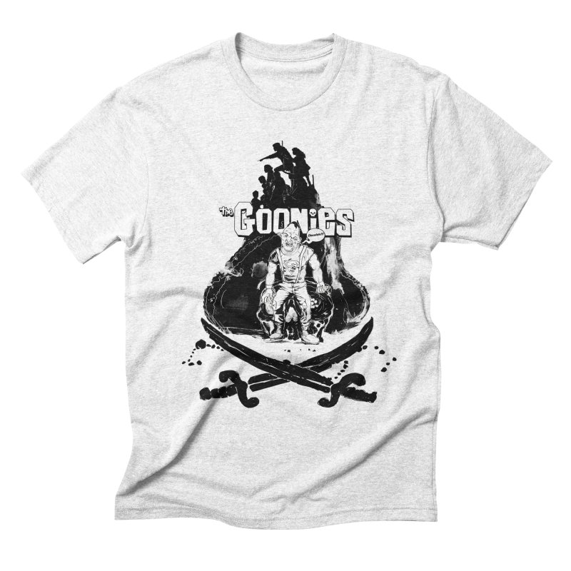 The Goonies! Men's Triblend T-shirt by ilustramurilo's Artist Shop