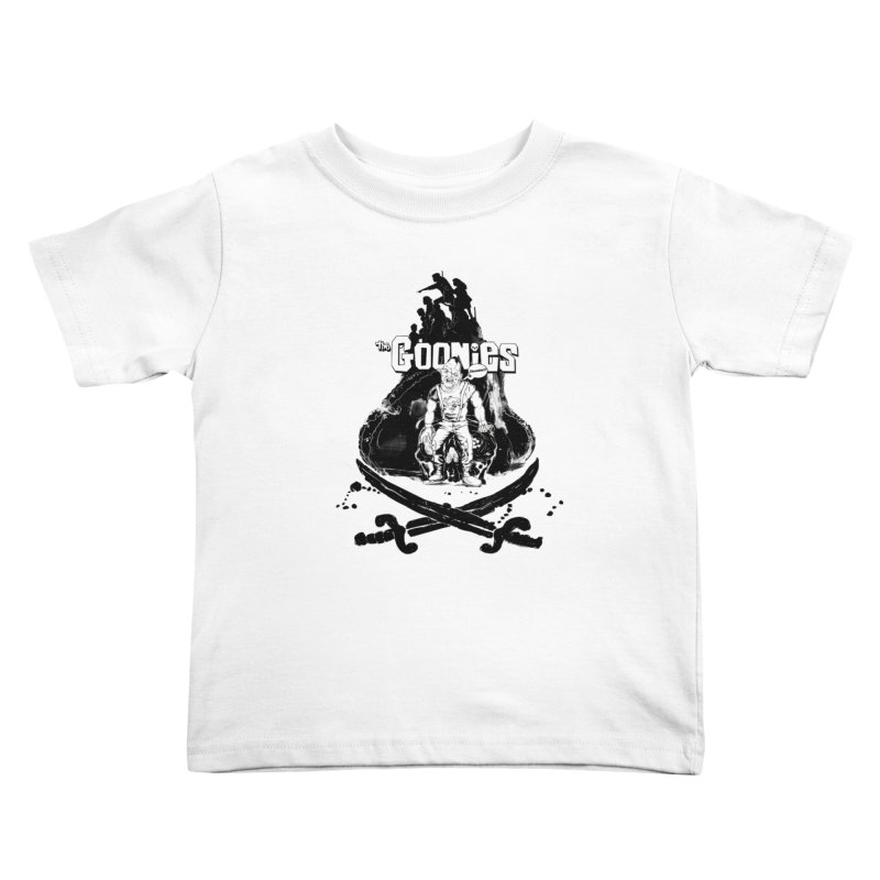 The Goonies! Kids Toddler T-Shirt by ilustramurilo's Artist Shop