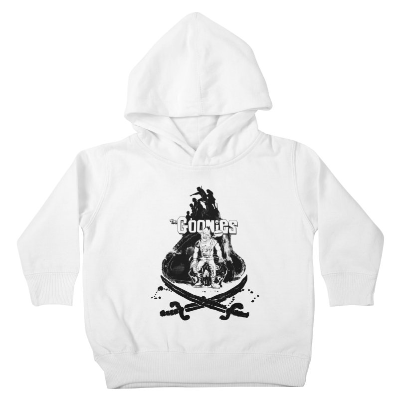 The Goonies! Kids Toddler Pullover Hoody by ilustramurilo's Artist Shop