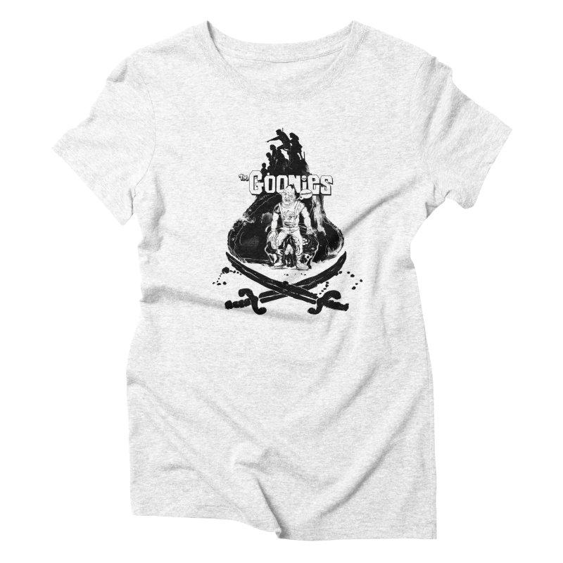 The Goonies! Women's Triblend T-shirt by ilustramurilo's Artist Shop