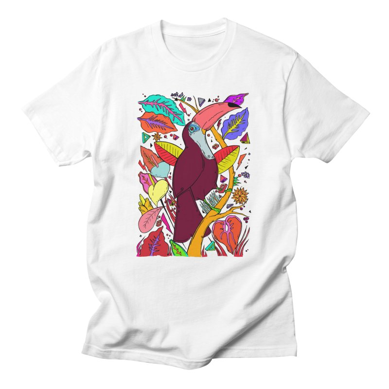 TOUCAN Men's T-Shirt by ilustramurilo's Artist Shop