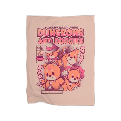 image for Dungeon and Doggies